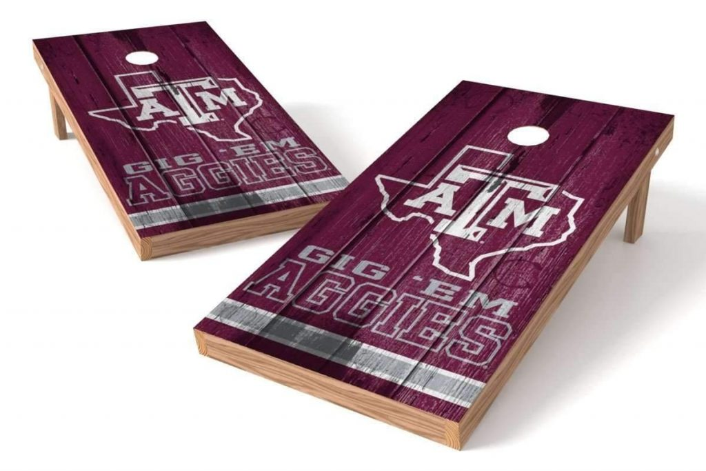 Texas A&M Aggies Cornhole Board