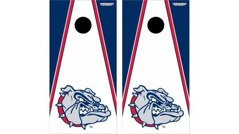 Gonzaga cornhole game
